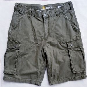 CARHARTT Relaxed Fit Cargo Shorts